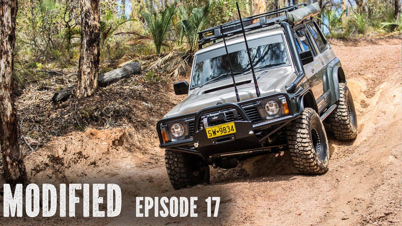Nissan GQ Patrol 4 2 Modified Episode 17