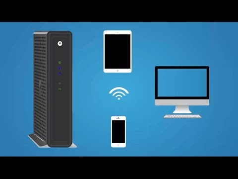 How to Set up your wireless devices for Shaw home WiFi | Shaw