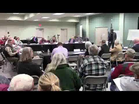Madison County Code Red telephone call --Rick Davis