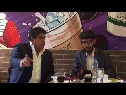 News And Coffee: Cristina Reyes y Patricio Mendoza