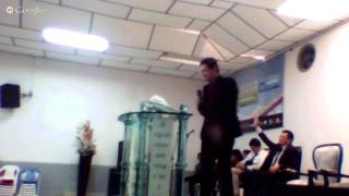 Escuela Biblica Dominical 20 de Octubre 2013