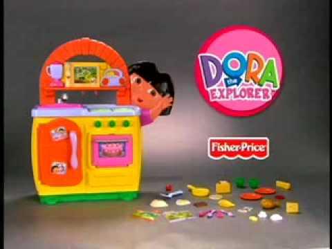 Dora Kitchen  Youtube