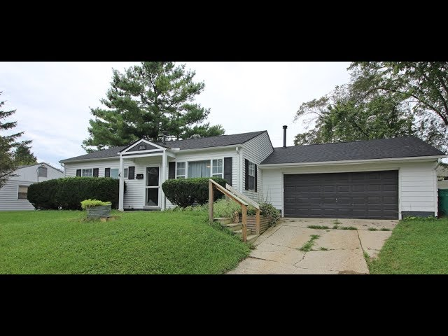 135 Dellwood Drive Fairborn OH 45324 - Updated 3 Bedroom Home with a Gorgeous Kitchen!