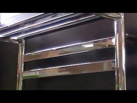Пололтенцесушитель Laris Кватро 500х800 водяной