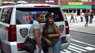 NYPD's New Ride for Pride