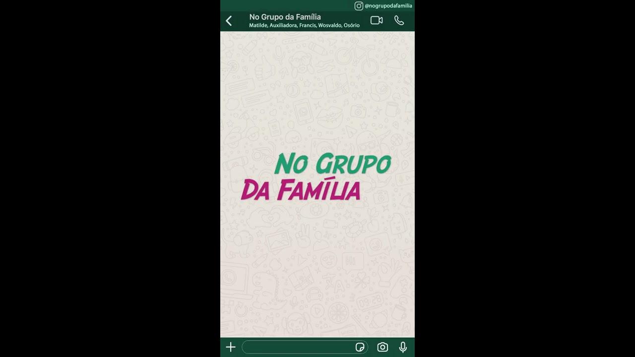 [NO GRUPO DA FAMÍLIA] ep.01 O Aniversário Da Mamãe