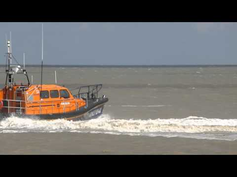 Dungeness RNLB 'The Morrell' Littlestone 16th August 2014