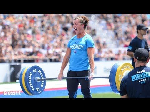 2018 CrossFit Games | Individual CrossFit Total