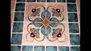 Резка плитки, гидрорезка(Фигурная резка плитки. Как из керамической плитки сделать эксклюзивный рисунок или мозаику., 2011-12-27T21:28:11.000Z)