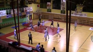 ALK Wro-Basket, 29. edycja. Konrad Wodzisławski (Uniwersytet Medyczny) blok
