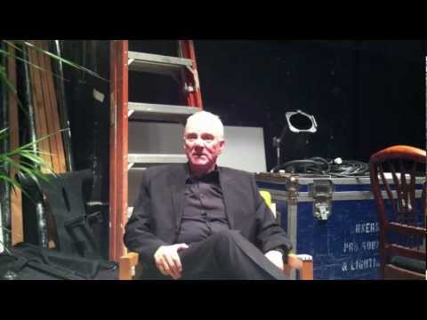 """A Clockwork Orange"" Star Malcolm McDowell Interviewed by Scott Feinberg"