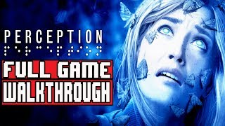 pERCEPTION Gameplay Walkthrough Part 1 Full Game (1080p) - No Commentary