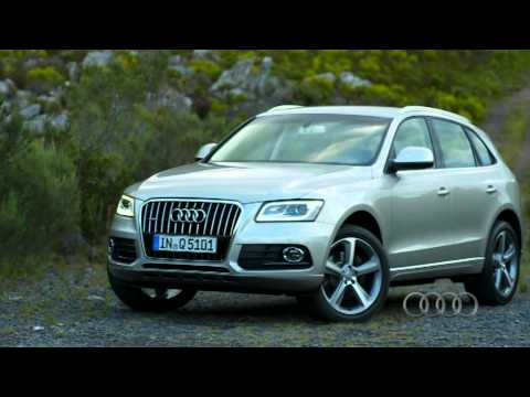 New Audi Q5 2012 - Exterior and interior