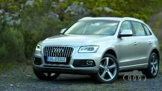 New Audi Q5 2012 - Exterior and interior