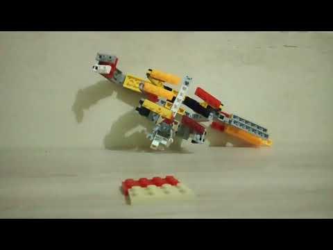 TUTORIAL:como montar susano do naruto de lego