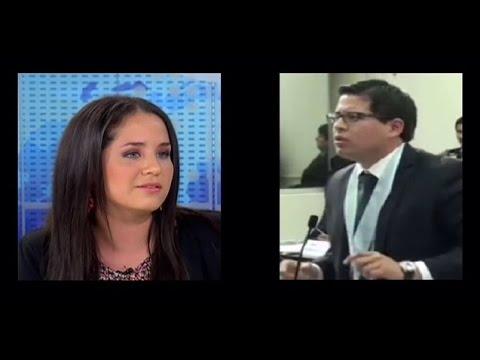 Primera Entrevista Exitosa Sigrid Bazán / Benji Espinoza