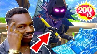 DECOUVRE THE SECRET FOR TUER YOUR ENEMIES WITHOUT THE TOUCHE ON FORTNITE BATTLE ROYALE 🔥