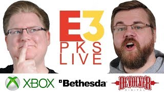 Baixar Xbox, Bethesda & Devolver Digital PKs E3 2018 LIVE mit Piet & Chris