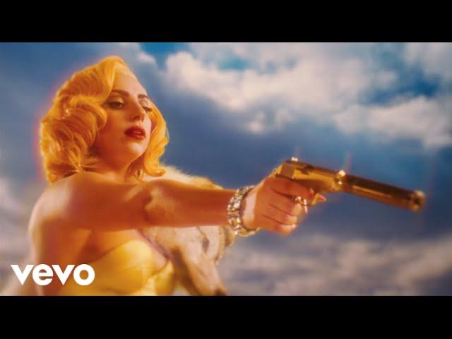 Lady Gaga - Aura (Official Lyric Video)