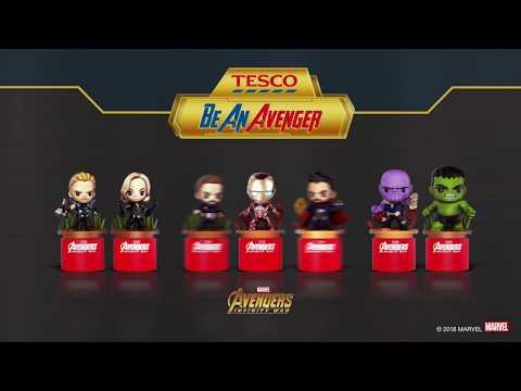 TESCO Avengers 30s (BM)