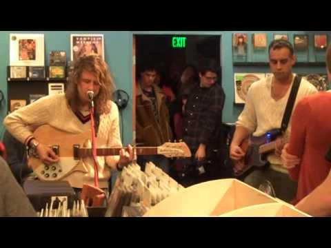 Girls - Substance (Live In-Store, Salt Lake City 02.12.10)