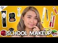 TIPID BACK TO SCHOOL MAKEUP | LAHAT LESS THAN PHP 250! FRESH MAKEUP LOOK FOR STUDENTS |