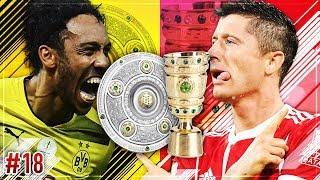EPISCHES SAISONFINALE!! 😱 MEISTER, DOUBLE oder KEIN TITEL!?? 🔥❌ - FIFA 18 FC Bayern Karriere #18