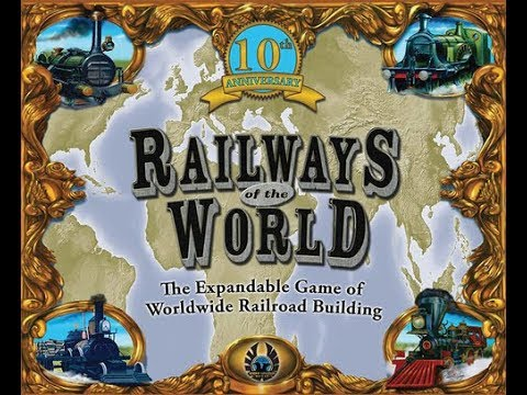 Railways of the World: 10th Anniversary Edition Comparison