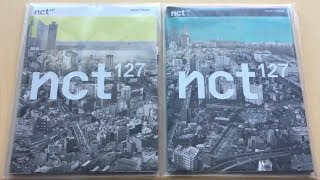 ♡Unboxing NCT 127 엔시티 127 1st Studio Album Regular-Irregular (Regular & Irregular Ver.)♡
