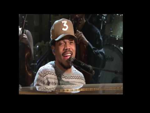 "Chance The Rapper ""Same Drugs"" Live on Saturday Night Live"