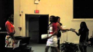 Northwest Schools of the Arts - Part 3 of 8 8th Grade Awards Ceremo...