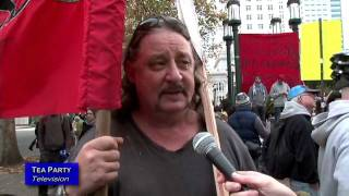 "THE WEATHER UNDERGROUND: ""We're back and We're Proud!"" in Occupy Oakland"
