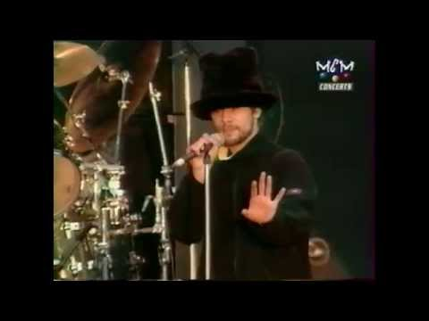 Jamiroquai - Emergency On Planet Earth (Live Phoenix 1997) HD 60fps