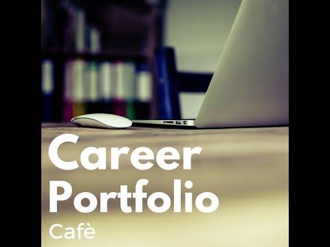 Career Portfolio Cafe- 8/11/2015