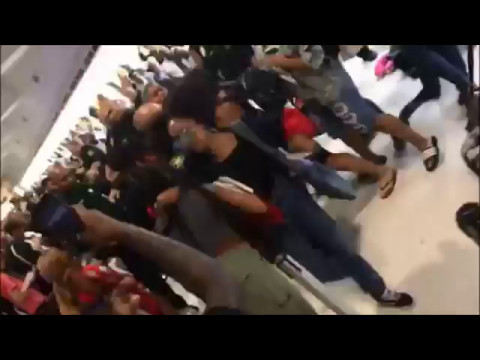 Chaos Erupted at Fort Lauderdale Airport Following Spirit Airlines Flight Cancellation