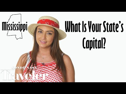 Do 50 People Know Their State Capitals And History? | Culturally Speaking