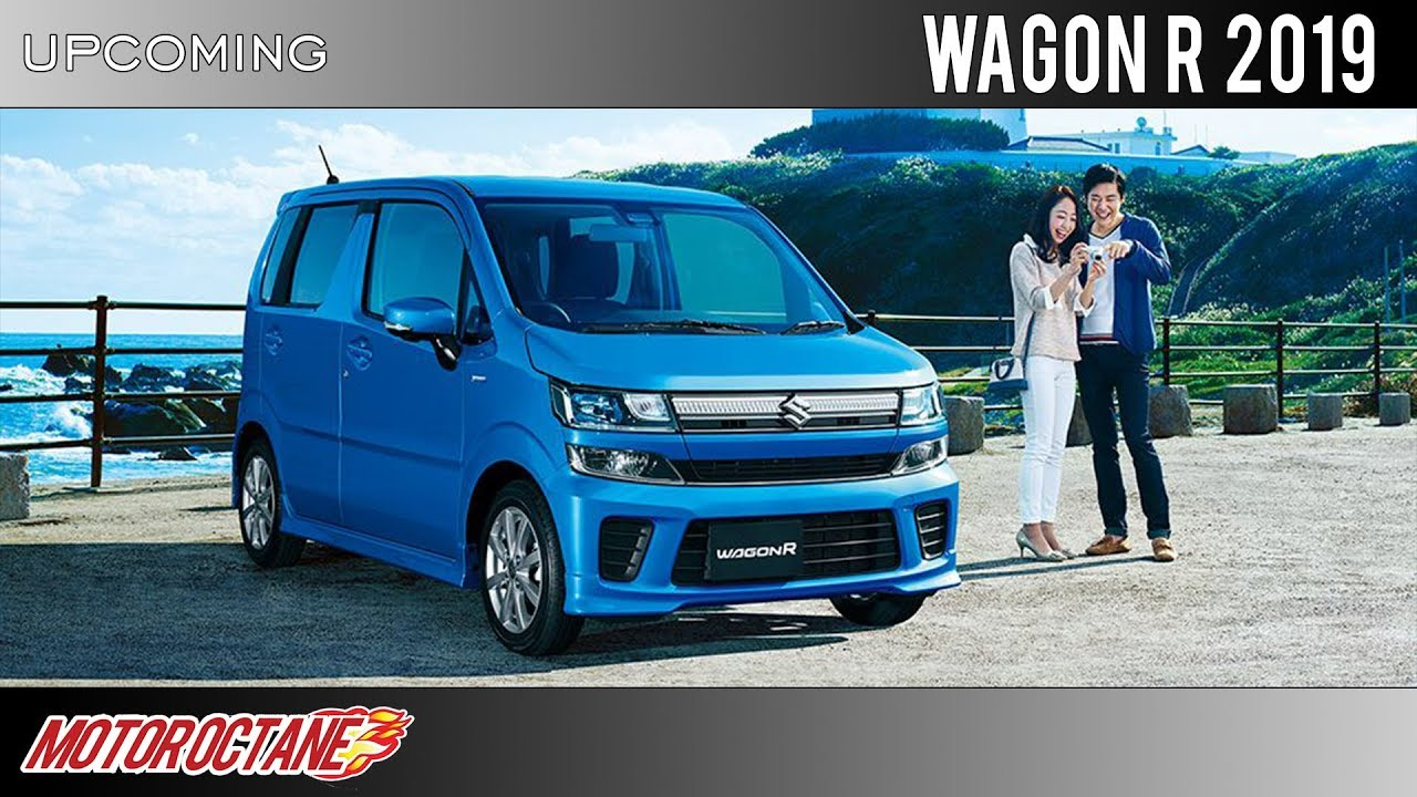 new wagon r 2019 images