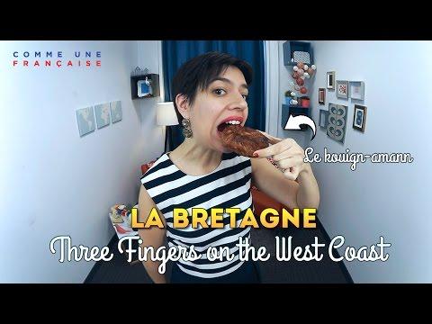 La Bretagne—Three Fingers on the West Coast