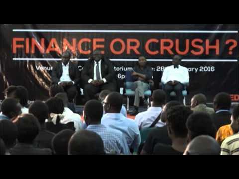 Finance or Crush? A British Council Social Enterprise Event