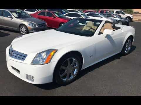 2008 Cadillac Xlr Alpine White Edition For In Fountain Hills Az