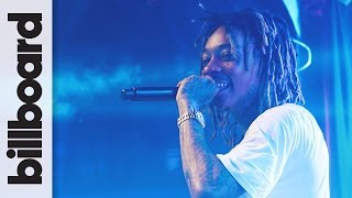 "Wiz Khalifa ""Roll Up"" & ""See You Again"" LIVE at Billboard Winterfest 2016"