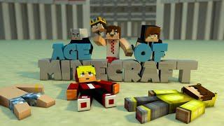2.Savaş 2.Eziş -AĞLATTIK-11- Modlu Age of Minecraft