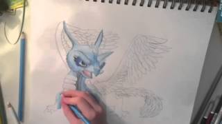 Whirlwind speed draw (Skylanders)