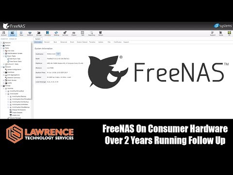 FreeNAS System built on Consumer Hardware & NON-ECC Memory Follow Up after running For Two Years