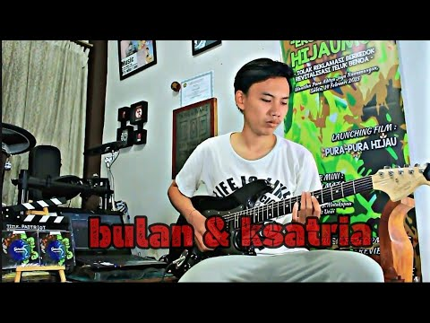 Superman Is Dead - Bulan & Ksatria (Guitar Cover)