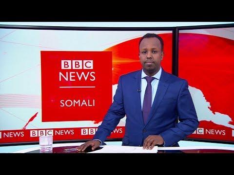 WARARKA TELEFISHINKA BBC SOMALI 19.02.2019