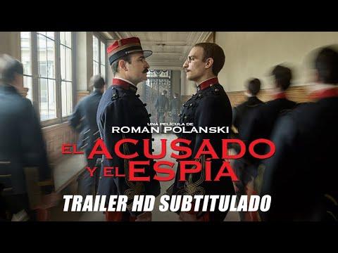 El Acusado Y El Espía (J´accuse Aka An Officer And A Spy) - Trailer HD Subtitulado