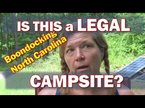 Asheville, NC: Boondocking Challenges In The Southeast