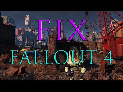 Fallout 4 errors fix patch download pc