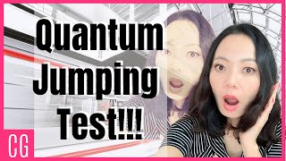 How to Test Quantum Jumping amp; Shift into a Desired Parallel Reality?